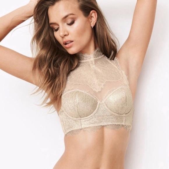 b1504e9698 NWT✨ 32D Victoria s Secret Dream Angels Demi Bra